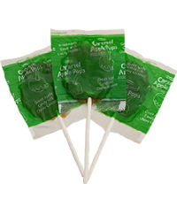 Green Apple – Caramel Apple Orchard Pops (60 ct. Bag) - Buy Now