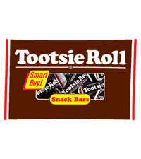 Image of Tootsie Roll Snack Bars Packaging