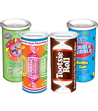 Image of Reusable Candy Banks Variety Pack Packaging