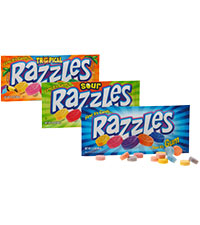 Razzles Variety 12-Pack - Buy Now